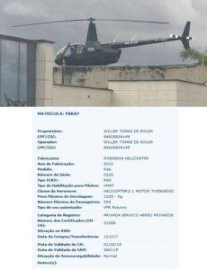 Pré-candidato ao senado Weverton Rocha usa Helicóptero de ex-presidiário