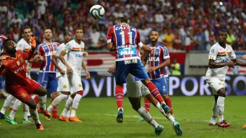 Sampaio Corrêa segura o Bahia na Fonte Nova e conquista a Copa do Nordeste