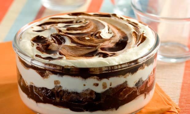 sobremesa Creme de Cupuaçu