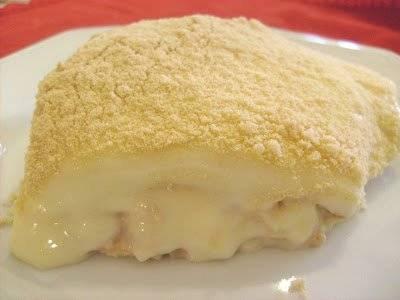sobremesa Pavê de Cupuaçu